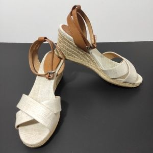 Coach wedge sandals Henley